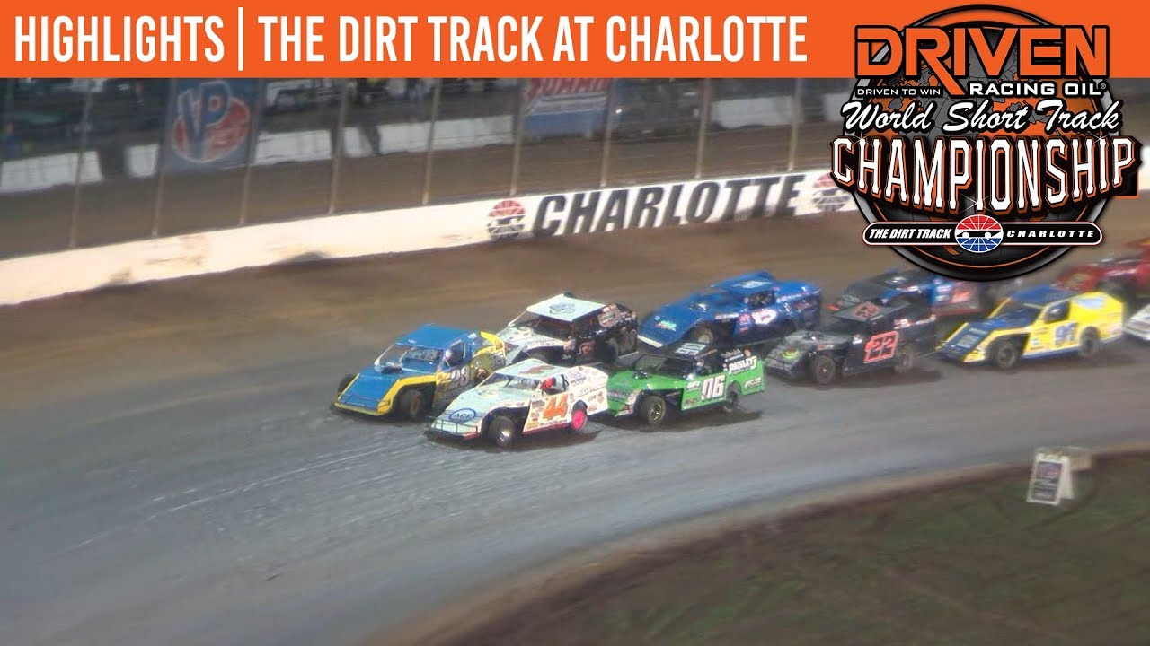 Driven Racing Oil World Short Track Championships 2019 | DIRTcar SECA Pro Modifieds | HIGHLIGHTS