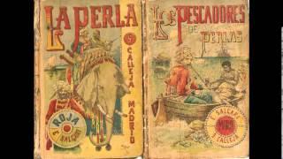 Pescadores de Perlas-Florindo Sassone y su orquesta