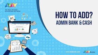 Admin Bank & Cash   Leto Books   Tutorial 14