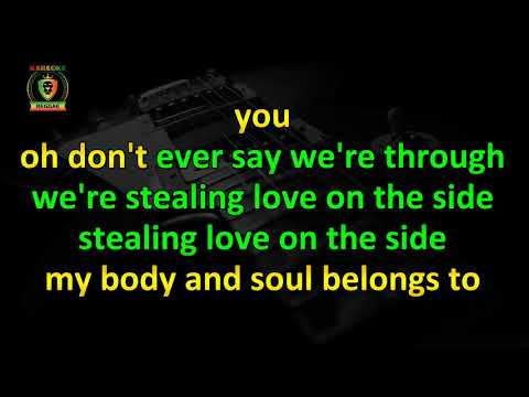 Judy Boucher - Stealing Love (Karaoke Version)
