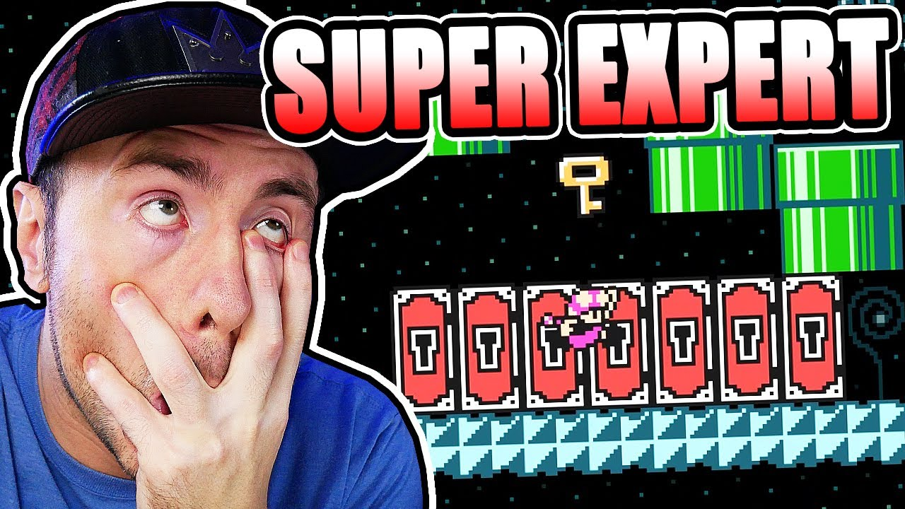 Only ONE Of These Doors Leads To The End // Super Expert No Skip [#12]