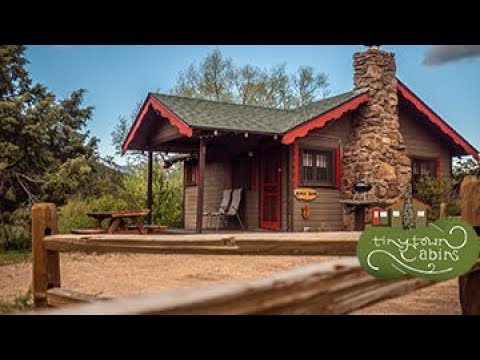 Tiny Town Cabins, Estes Park CO
