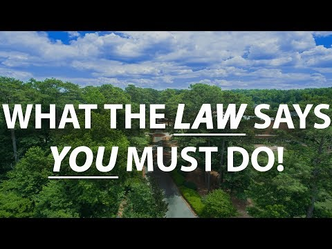 Drone Laws Explained SIMPLY AND COMPLETELY [2018]
