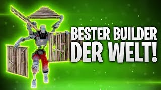 DER BESTE BUILDER DER WELT! 📝 | Fortnite: Battle Royale