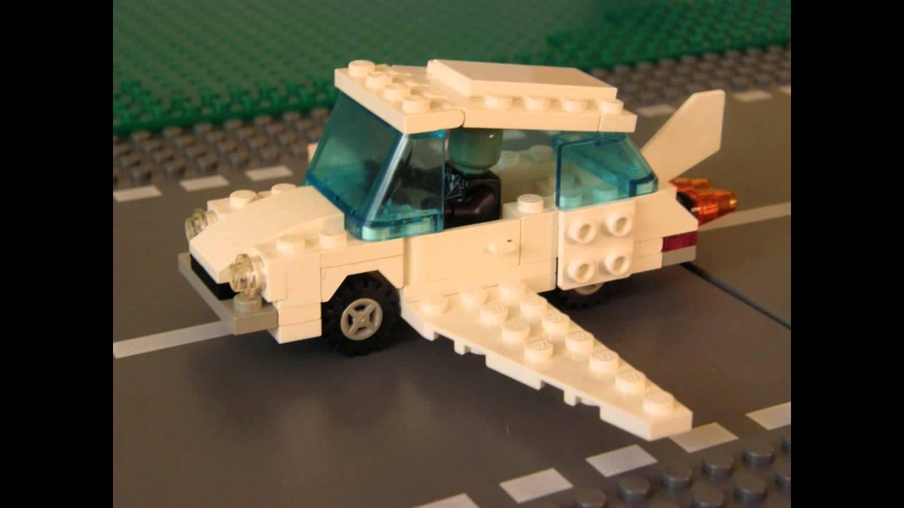 02 Lego Citroen Ds 80s Lego Classic Vintage Town Car