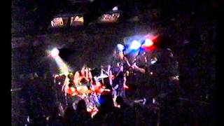 Necrotomy - Live @ The Tote, Melbourne - 31 July 1992
