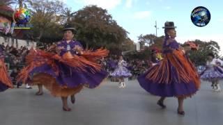 CARNAVAL BOLIVIANO 2016 BARCELONA-ESPAÑA