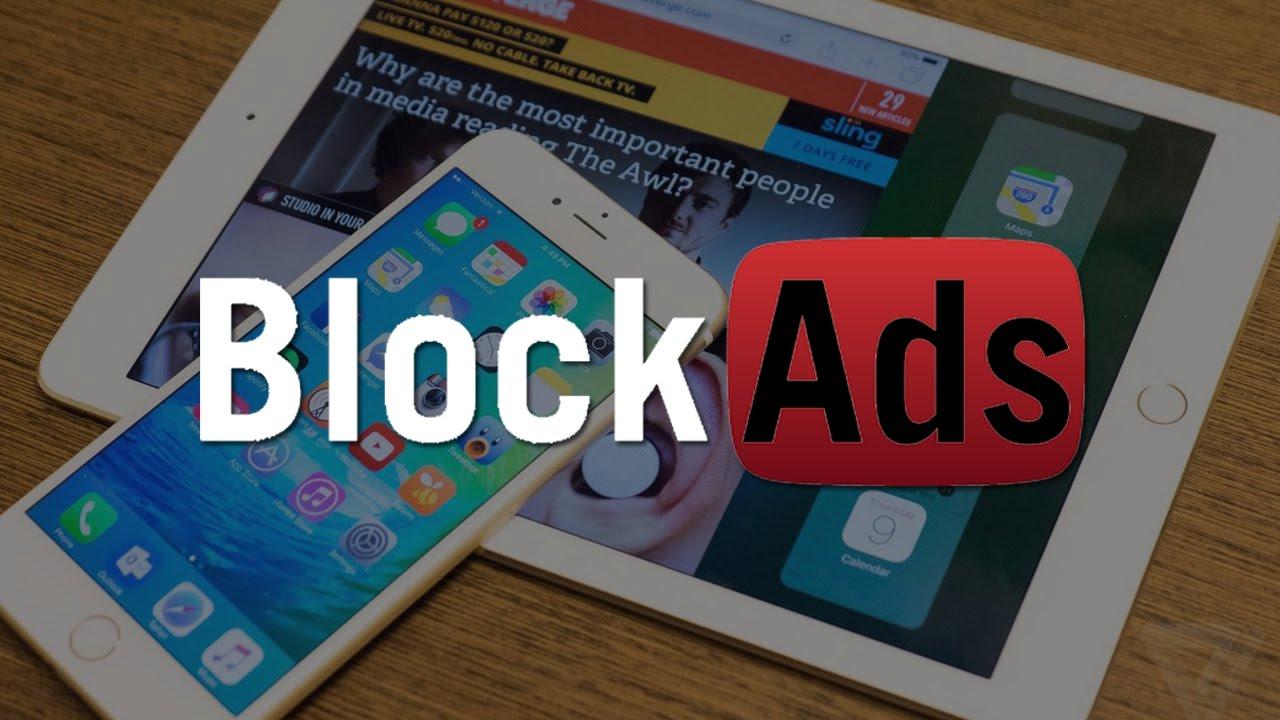 Chặn quảng cáo trên iPhone, iPad không cần Jailbreak