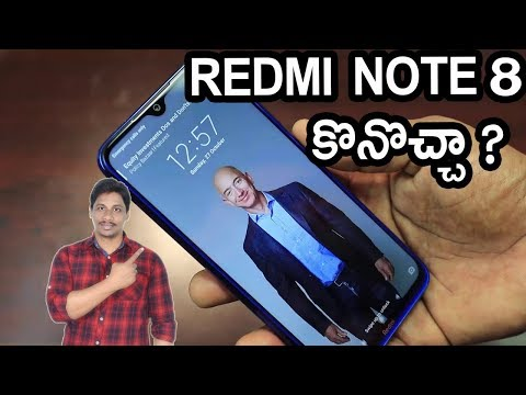 Redmi Note 8 Full Review And Pros And Cons Telugu