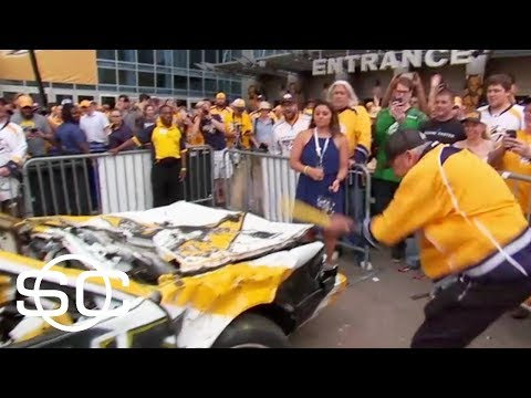 Rex Ryan Joins The Party At Nashville's Smashville | SportsCenter | ESPN