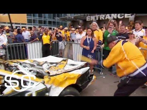 Rex Ryan Joins The Party At Nashville's Smashville | SportsCenter | ESPN