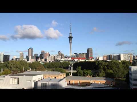 Auckland Sunset