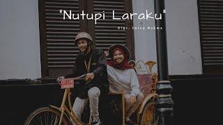 Nutupi Laraku - Intan Rahma Cover Cindi Cintya Dewi ( Video Lyrik )