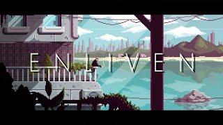 E N L I V E N [ A Chillwave - Synthwave - Retrowave Mix ]