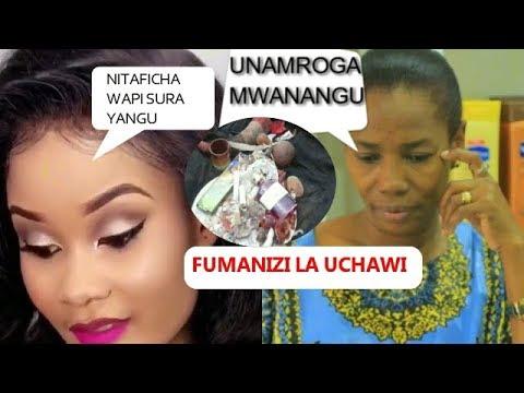 UCHAWI WA AIBU! Hamisa Afumaniwa Uchawi Avuliwa Nguo Na Mama Diamond Hadharani thumbnail