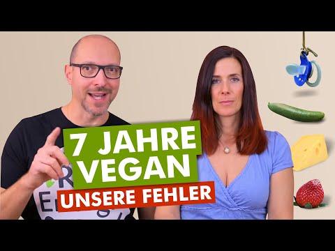 Mach diese Fehler NICHT bei veganer Ernährung! (Fazit nach 7 Jahren)