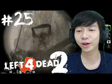 Tanknya Ngamuk - Left 4 Dead 2 - Cold Stream - Part 25
