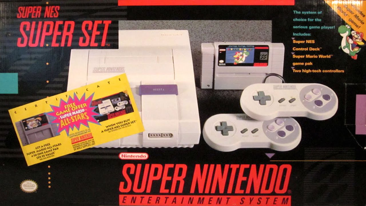 What Games Should Be on the SNES Classic Edition? - SNESdrunk