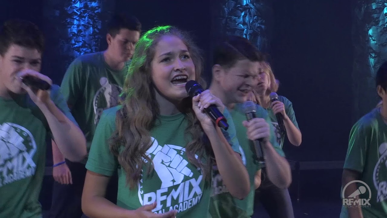 Download Pieces – Rob Thomas   ReMix Vocal Academy 2018   Green Team Session A