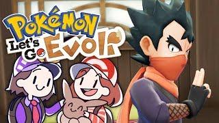Weihnachtsgeschenke & Ninjas | 20 | Pokémon Lets Go: Evoli