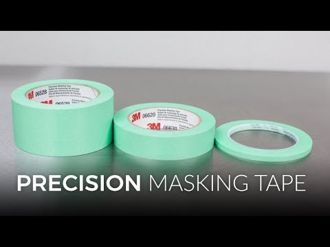 3m automotive precision masking tape