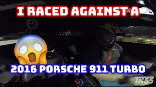 I raced and Beat a Tuned Porsche twice At Itsjusta6 MoneyShift and Poeboys races my car!!