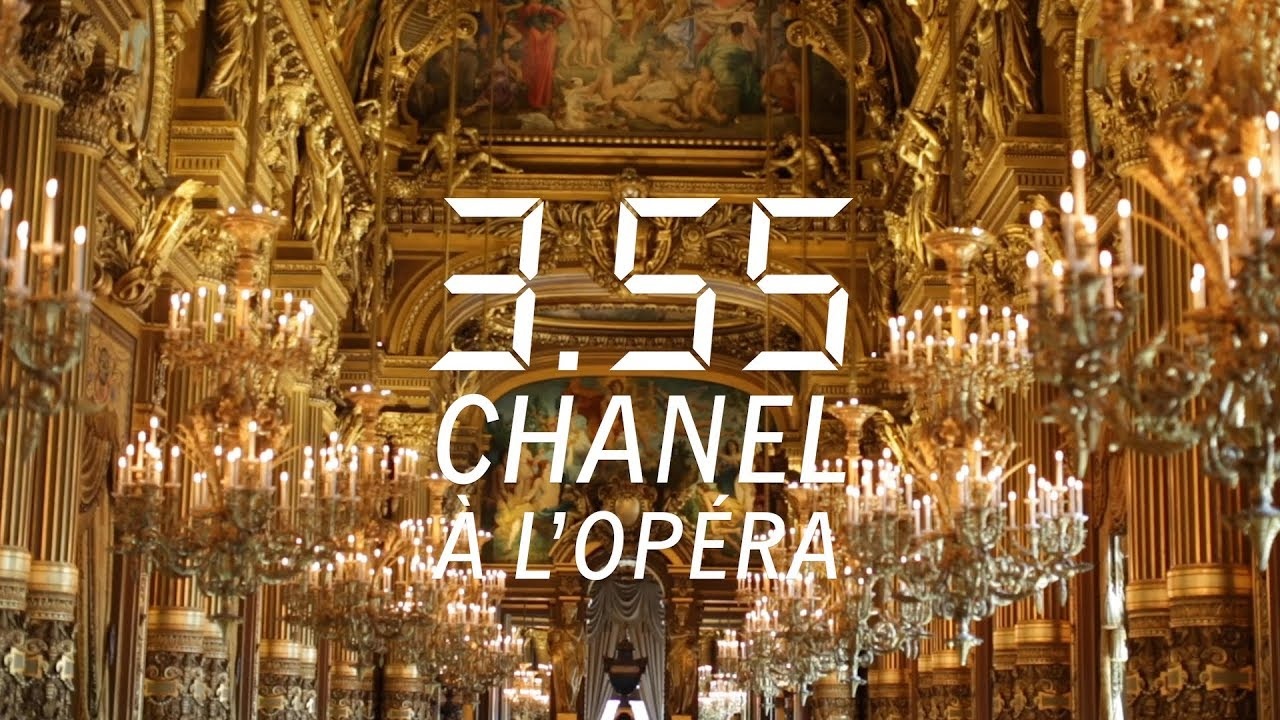 The 3.55 podcasts of CHANEL at the Opéra — CHANEL