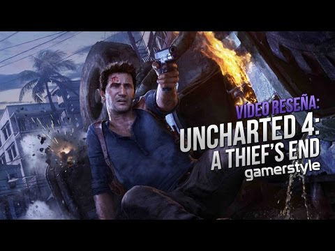 Reseña: Uncharted 4: A Thief's End