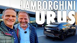 Lamborghini Urus   Das krasseste SUV der Welt?   650 PS   Matthias Malmedie