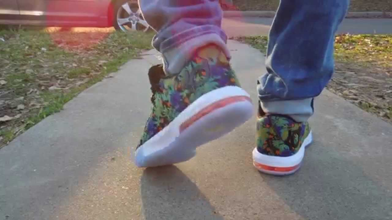 a603d4ade37d Early Pick Up  Nike Kd Vi Floral Ext Qs Youtube