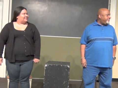 San Bernardino Valley College Acting Class Final Public Performances