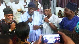 OGOGO DELE ODULE YEMI SOLADE SHOW OFF THEIR SINGING TALENTS  THE 4TH TAMPAN39S NATIONAL CONFERENCE