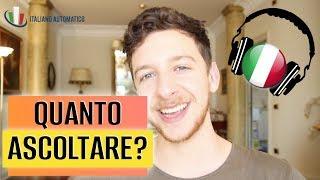 Quante volte devo ascoltare gli stessi audio? | Imparare l'Italiano