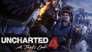 Uncharted 4 A Thief's End - İSKOÇYA - Bölüm 5