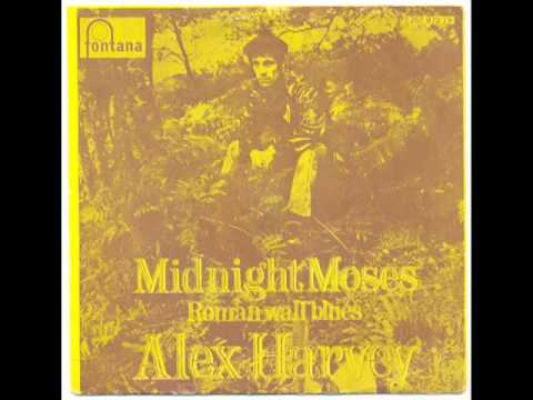 Alex Harvey - Roman wall blues (UK moody mellow yellow psych) mp3