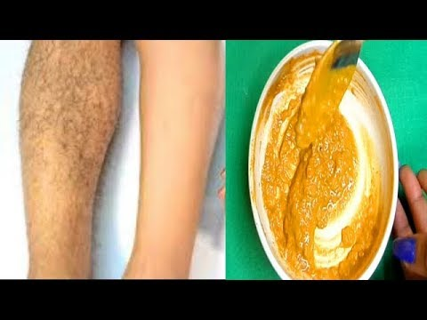 USE THIS TO REMOVE PRIVATE HAIR PERMANENTLY GET RID OF BODY HAIR