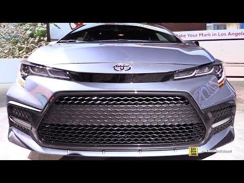 2020 Toyota Corolla - Exterior and Interior Walkaround - 2018 LA Auto Show