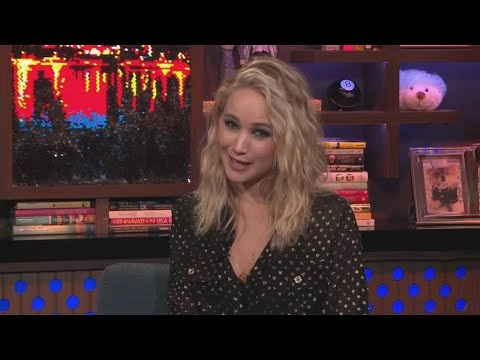 Jennifer Lawrence Reveals Whether She Dated Brad Pitt