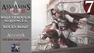 "Video Assassin's Creed 2 - Walkthrough - Part 7 - Sequence 6 ""Rocky Road"" (Ezio Collection) download MP3, 3GP, MP4, WEBM, AVI, FLV November 2017"