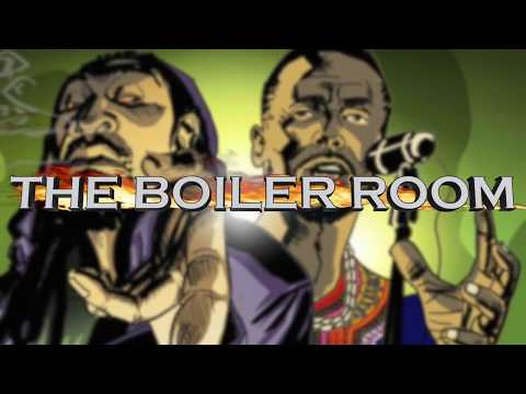The Boiler Room episode #23 with guest Hardware aka Bigman part#1