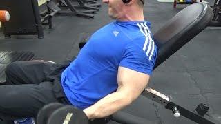Сколько нужно делать повторений для роста мышц