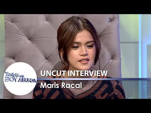 TWBA Uncut Interview: Maris Racal