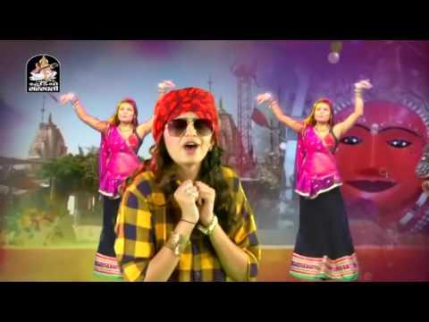 Kinjal Dave   DJ Nonstop   Chamund Maa Nu Holdu Bole - 1   Gujarati DJ Songs   Chamunda Maa Songs