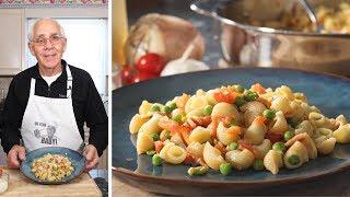 Pasta And Peas Recipe