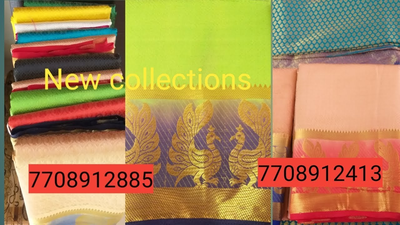 New collections sarees episode 31/Tamil mind awareness business ideas