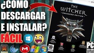 Descargar e Instalar The Witcher – Enhanced Edition para PC Full En Español (Fácil)