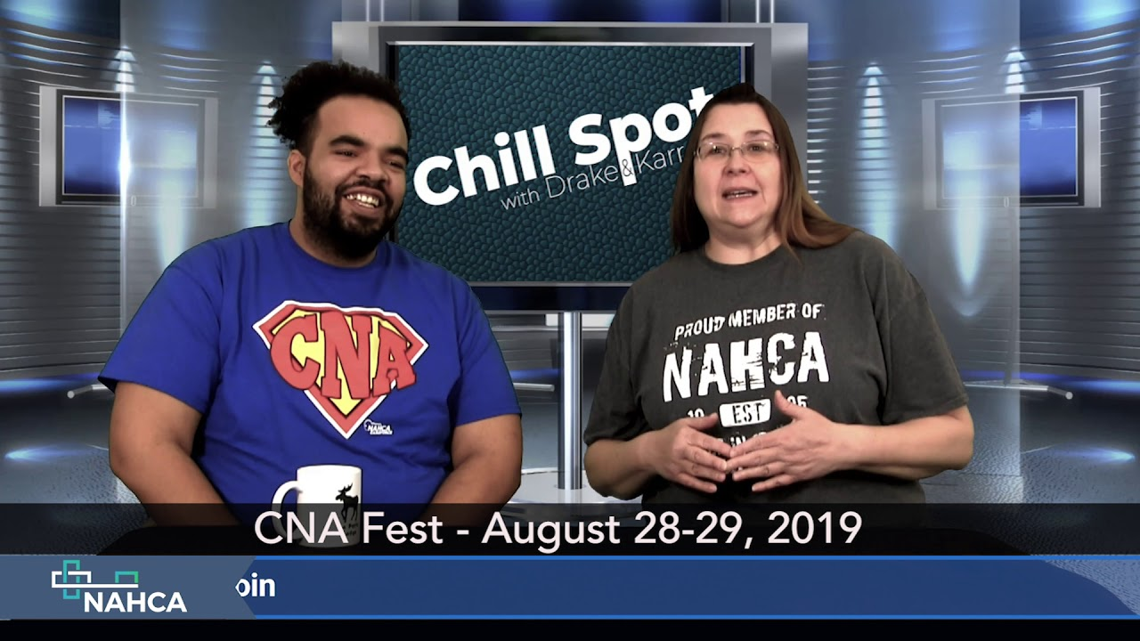 d094cf562f3f CNA Fest Info - Chill Spot on CNA-TV - YouTube