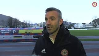 B Team Reaction: Kevin O'Connor on Italian tour