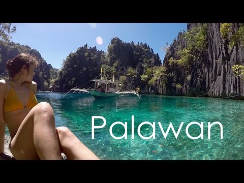 Trip to Palawan, Philippines - A Place Worth Coming Back | Travel Video | GoPro HD