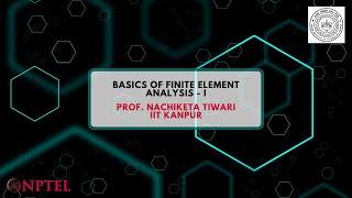 Basics of Finite Element Analysis thumbnail